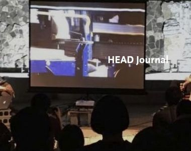 HEAD Journal 第一号
